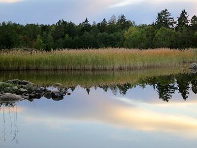 Sjöar och vattendrag. Foto: Wenche Eide