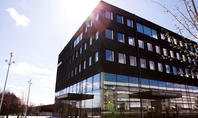 Fasaden på Ulls hus, Uppsala