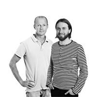 Håkan Wennhage och/and Jens Olsson. Foto/photo: Lasses foto (Håkan) och/and Jenny Svennås-Gillner, SLU (Jens).