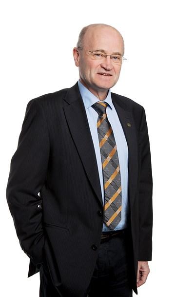 SLU:s rektor Peter Högberg. Foto: Jenny Svennås-Gillner