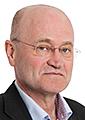 Peter Högberg är SLU:s rektor. Foto: Jenny Svennås-Gillner