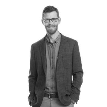 Johan Stendahl, koordinator för program Klimat inom SLU:s miljöanalys.