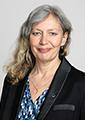 Bild på rektor Maria Wedel. Foto: Jenny Svennås-Gillner.