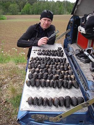 Musselportalen miljöövervakning. Foto: Musselportalen huvudbild. Foto: Jakob Bergengren