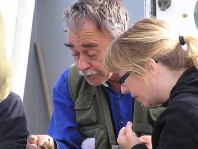 Hans G Hansson och Anna Karlsson