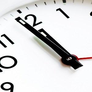klocka, foto