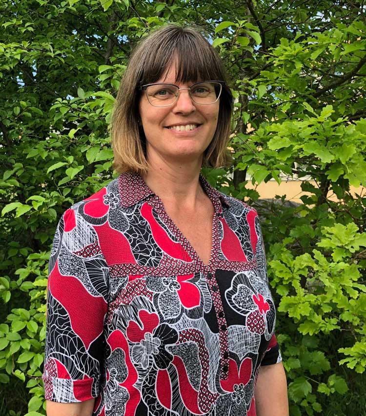 Anna Lundhagen, SLU. Foto.