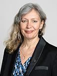 Bild på rektor Maria Knutson Wedel.