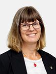 Anna Lundhagen, porträtt.