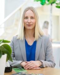 Maria Klintenäs, SLU Holding