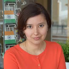 Natalia Amonova. Foto.