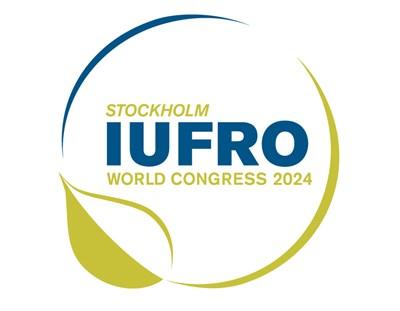 IUFRO2024. Logotyp